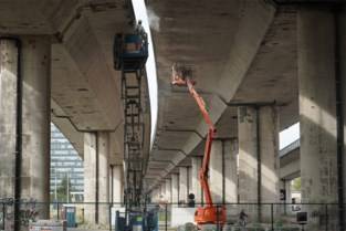 Fly-over krijgt make-over (in beton)