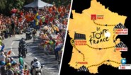 LIVE TOUR DE FRANCE. Welk parcours krijgen de renners in 2020 voorgeschoteld?