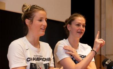 Emma Meesseman en Kim Mestdagh spelen meteen Europees tegen… Belgische clubs