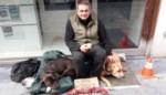 """Handelaar wil dakloze Oost-Europeaan helpen: """"Die man heeft recht op meer dan een sandwich en wat water"""""""