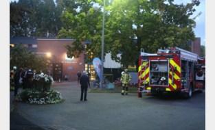 Zwembad geëvacueerd na brand in saunacabine