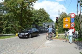 Baileybrug sluit vijf dagen
