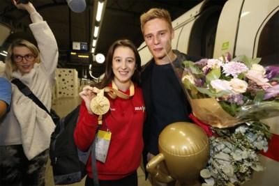 Waarom verliefde Nina Derwael haar gouden medaille ook een beetje aan haar vriend te danken heeft