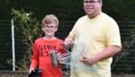 Tienjarige Lowie start inventieve actie voor Music for life
