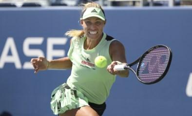 Angelique Kerber zet punt achter bleek tennisseizoen
