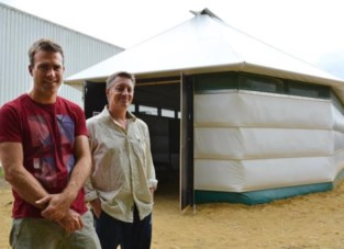 Leuvense 'Maggie-tent' is beste humanitaire innovatie