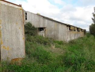 Natuurpunt sloopt oude varkensstal in Polders
