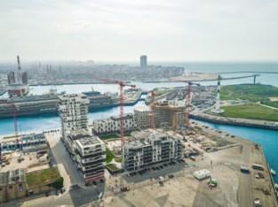 Gigantisch bouwproject