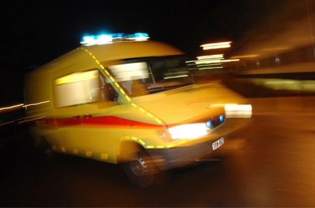 Twee wielertoeristen gewond na ongeval met tractor