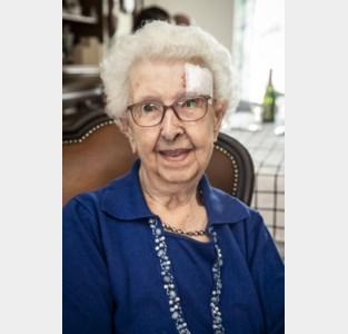 Elisabeth Vermont is 103 jaar en woont nog altijd thuis