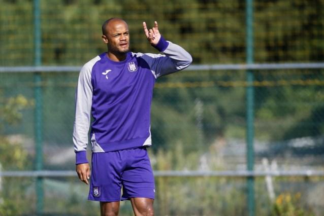 Kompany en Trebel in selectie Anderlecht voor topper tegen Club Brugge, geen plaats voor Nasri, Zulj en Roofe