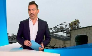 VIDEO. Loods met oude tractoren uitgebrand in Erps-Kwerps, eigenaar lichtgewond naar ziekenhuis