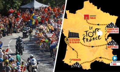LIVE TOURPRESENTATIE. Welk parcours krijgen de renners in Ronde van Frankrijk 2020 voorgeschoteld?