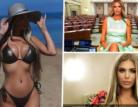 """Playboymodel wil president worden om """"seksuele genezing te promoten"""""""