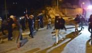 Geweld uitgebroken in overbevolkt migrantenkamp op Grieks eiland