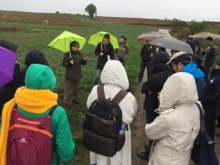 Europese natuurspecialisten zoeken de Kessongracht