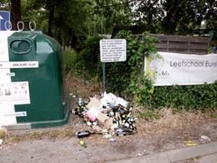 Nieuw retributiereglement voor opruimen sluikstort