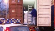 Politie pakt 16 vermoedelijke transmigranten op in Wommelgem