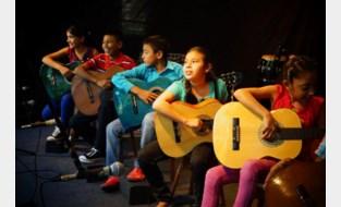 Fair trade ontbijt ten voordele van muziekschool in San-Salvador
