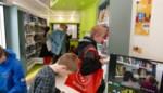 Bibliobus Beersel te gast op Buzz festival in Leuven