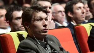 """Jasper Philipsen, enige Belg aanwezig op Tourpresentatie, moest even slikken: """"Niet meteen veel goesting"""""""