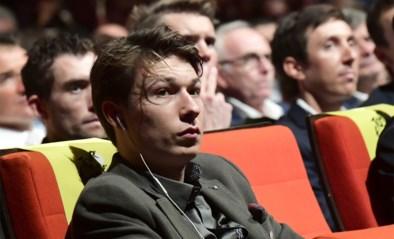 """Jasper Philipsen, enige Belg aanwezig op Tourpresentatie , danig onder de indruk: """"Zo'n parcours is wel even slikken"""""""