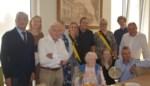 Angèle Reyns vierde 100ste verjaardag
