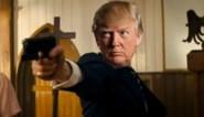 Trump richt bloedbad aan in bewerkt filmpje