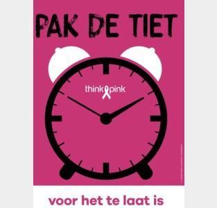 Jean-Marie Dedecker start campagne tegen borstkanker: 'Pak de tiet'