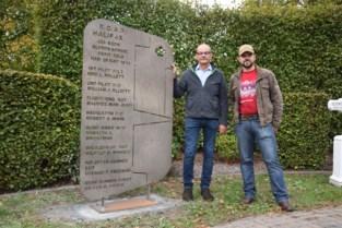 """Park krijgt gedenkteken voor bemanning van neergestort toestel: """"Mijn nonkel heeft een geweer uit het gecrashte vliegtuig begraven in zijn tuin"""""""