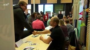 VIDEO. Jobbeurs in Haacht is een groot succes: 600 mensen zoeken er naar werk