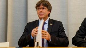 """Carles Puigdemont """"ter beschikking van Belgisch gerecht"""""""
