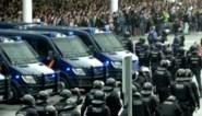 Duizenden Catalanen veroorzaken hevig protest aan luchthaven van Barcelona