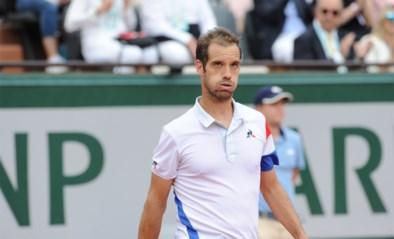 Gasquet, eindwinnaar in 2016, struikelt in eerste ronde van European Open in Antwerpen