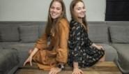 Tweelingzussen Jade en Rhune (16) hopen samen op Olympische droom: