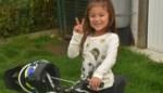Giulietta (5) is uitgeroepen tot 'mooiste kindje van België' en dat zit blijkbaar in de genen: