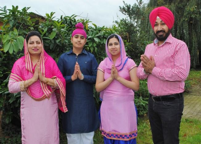 Deze Sikhs eren hun goeroe met goede doelen en acties voor 'Moeder Aarde'