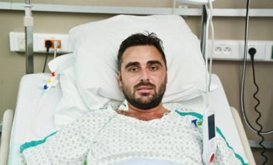 Frederik (32) werd afgelopen weekend bijna doodgeschoten met luchtdrukgeweer, maar de dader is alweer op vrije voeten