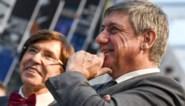 """Jambon en Di Rupo samen op staatsbezoek in Luxemburg: """"Er komt geen officieel gesprek, maar we gaan elkaar niet mijden"""""""