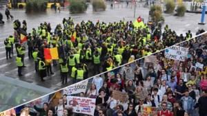 Klimaatspijbelaars én Gele Hesjes willen nu samen betogen tegen politiegeweld