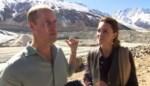 Prins William en Kate zien de impact van klimaatverandering met eigen ogen wanneer ze oeroude gletsjer bezoeken
