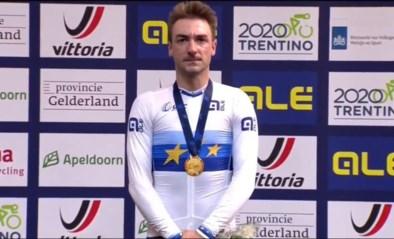 Nog een Europese titel erbij voor Elia Viviani