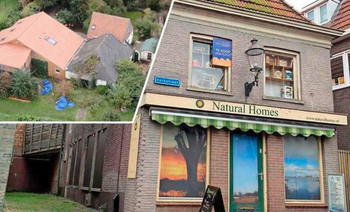 """Nederlands 'spookgezin' runde winkeltje met houten spullen: """"De vader was een heel sympathieke man"""""""