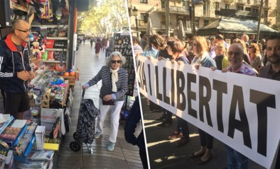"""Barcelona barst in twee door Catalaanse kwestie: """"Maar de toeristen blijven gelukkig komen. Nu toch nog..."""""""