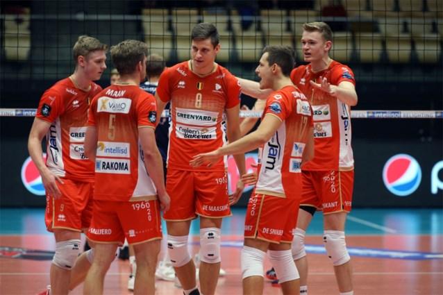 Maaseik en Roeselare laten zich niet verrassen bij start van nieuwe competitie volleybal