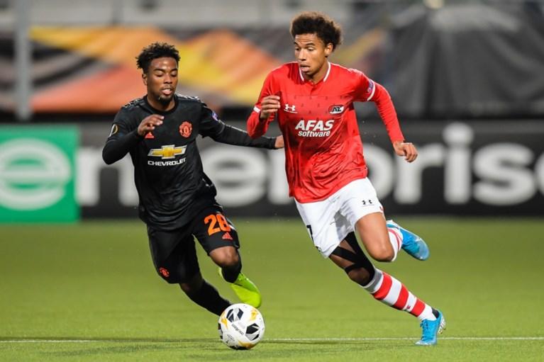 In Nederland zijn ze wild van Calvin Stengs, de 'jongen van 25 miljoen' en toekomstige schoonzoon van een Oranje-legende