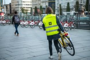 Jong CD&V kritisch over boetes voor weggehaalde fietsen