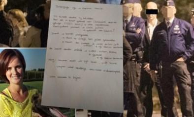 """Anonieme briefschrijfster: """"Ik ken de moordenaar niet. Dat iemand anders de moord pleegde, hoorde ik van een vriendin"""""""