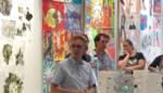 Kunstafdelingen beeldende kunsten werken samen