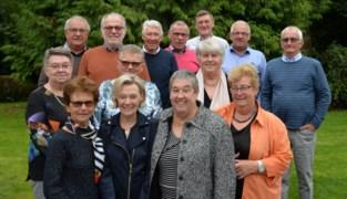 70-jarigen van Nevele komen al voor de derde keer samen